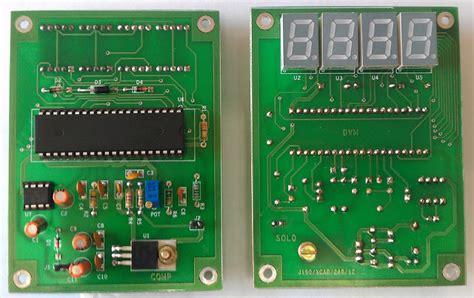 ham radio mipl final digital voltmeter using ic7107