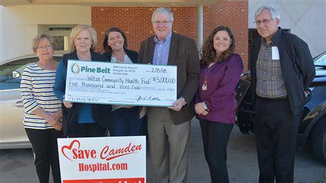 pine belt wireless helps camden hospital stay open