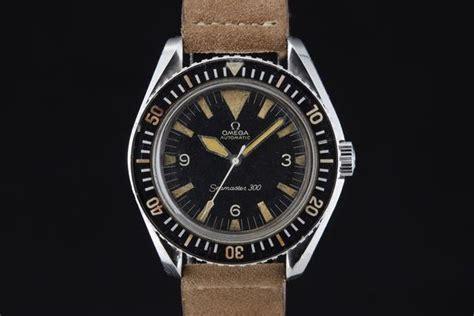 polishing stainless analog shift omega seamaster 300 quot big triangle quot