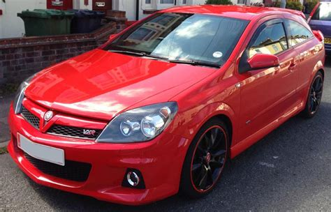 vauxhall astra vxr modified deathace modifications the red baron