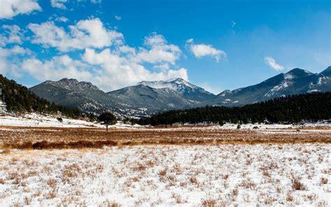 วอลเปเปอร์ : แนวนอน, เนินเขา, ธรรมชาติ, หิมะ, ฤดูหนาว, หุบ ...