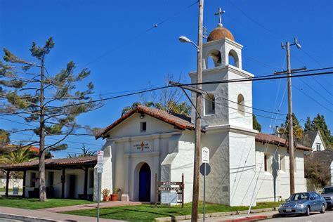 mission santa cruz for visitors and students