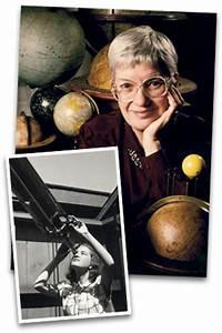Vera Cooper Rubin: Shedding Light on Dark Matter