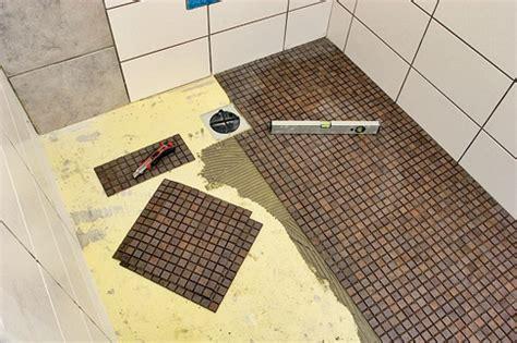 Begehbare Dusche Fliesen Anleitung by Begehbare Dusche Fliesen Anleitung Moderne Konstruktion