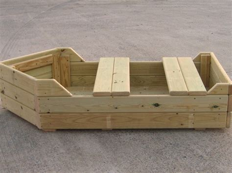 Play Boat by Wooden Playground Vehicles 8 Options Just Outdoor Toys