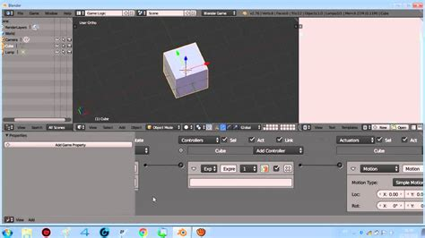 This group is made for the blender 3d game engine, game tutorials, blender game animations,and blender games. Blender Game Engine Como usar o controller Expression ...