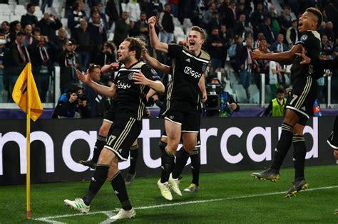 Tottenham and Ajax's Champions League success serves as a ...