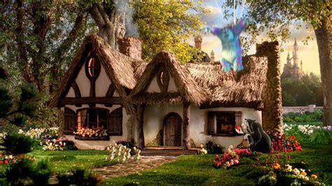 real life snow white cottage google search