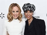 Maria Bello engaged to French chef Dominique Crenn - New ...