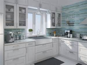 glass tile backsplash for kitchen rip curl painted linear glass tile backsplash contemporary kitchen vancouver by