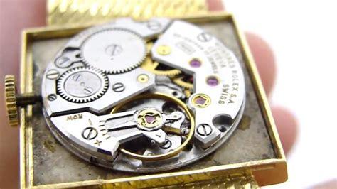 rolex caliber 1600 watch movement calibercorner com