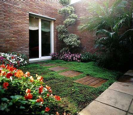 decoracion de jardines exteriores peque 241 os dise 241 o de