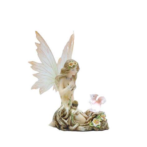 flower fairy polyresin figurine buy flower fairy