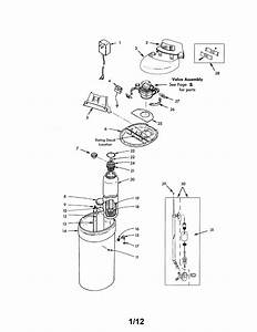 Kenmore 625383500 Water Softener Parts