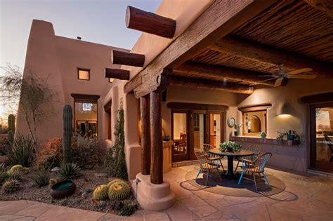 Home Patio Designs by 16 Cozy Southwestern Patio Designs For Outdoor Comfort