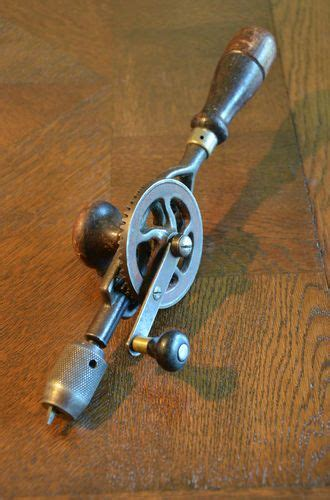 visit  vintage hand drill woodworking carpentry tool