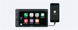 Double Din Car Stereo With Apple Carplay  U0026 Dab Radio