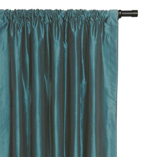 teal drapes panels luxury bedding  eastern accents