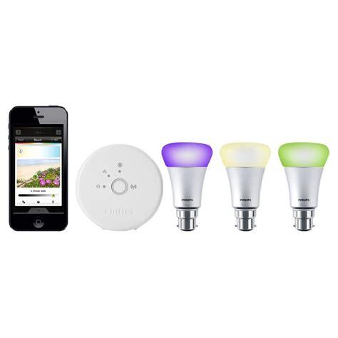 philips hue personal wireless lighting philips hue personal wireless lighting starter kit 3 x