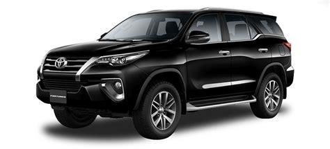 Brand New Car Price Philippines by Toyota Fortuner 2019 Pricelist Specs Promos Carmudi