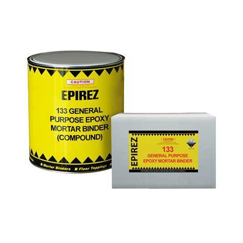 General Purpose Epoxy Mortar Binder (133)   EPIREZ