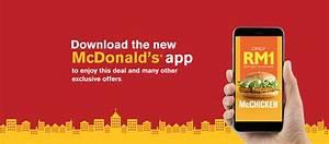 NEW McDonald's app | McDonald's® Malaysia
