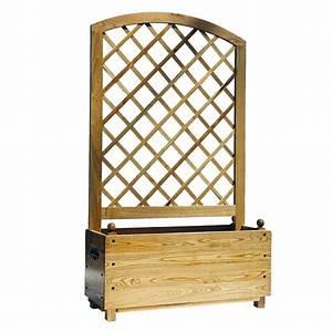 Jardinière Haute Pas Cher : jardinieres en bois pas cher ~ Premium-room.com Idées de Décoration