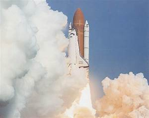 TopOveralls: space shuttle launch - photos