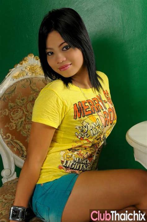 Beautiful Thai Teen Model In Yellow Top ~ Indian Actresses