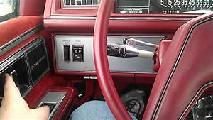 The Fuse Box In A 86 Buick Lesabre