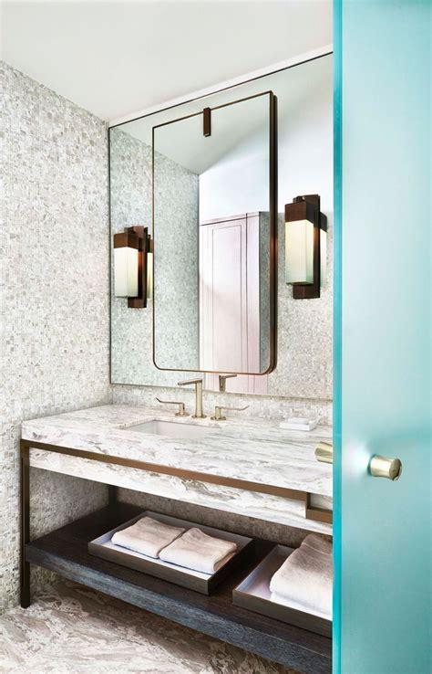 Modern Bronze Bathroom Accessories by Modern Traditional Bathroom Modern Bronze Quot Wash Stand