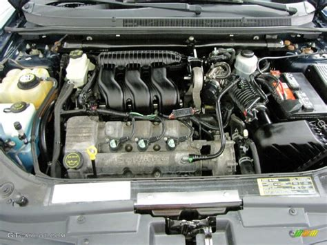 2005 Ford Five Hundred SEL 3.0L DOHC 24V Duratec V6 Engine