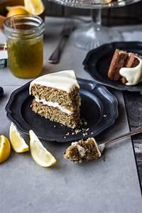Wholegrain Lemon Poppy Seed Layer Cake {and Spenser ...