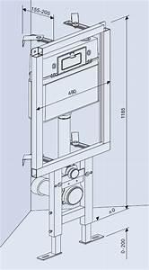 Wc Vorwandelement Maße : wc wall mounted and fitted elements ~ A.2002-acura-tl-radio.info Haus und Dekorationen