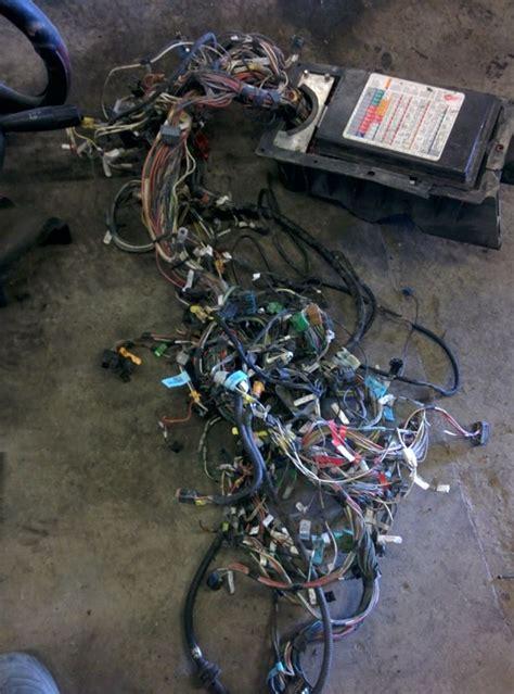 Kenworth Stock Wiring Harnesses