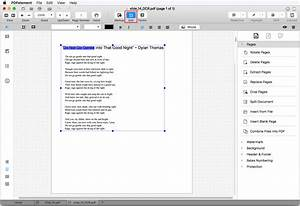 how to edit a scanned pdf on mac With editing text in a scanned pdf document