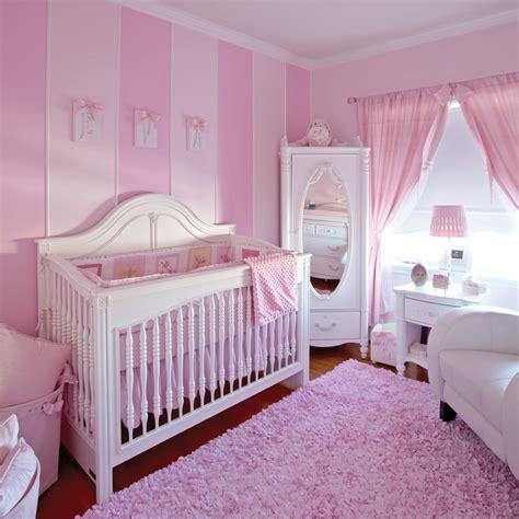 deco de chambre de bebe décor romantique pour chambre de bébé chambre