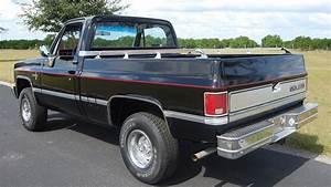 1986 Chevrolet Silverado Pickup