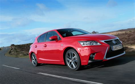 2014 Lexus Ct 200h Review By Jeremy Clarkson