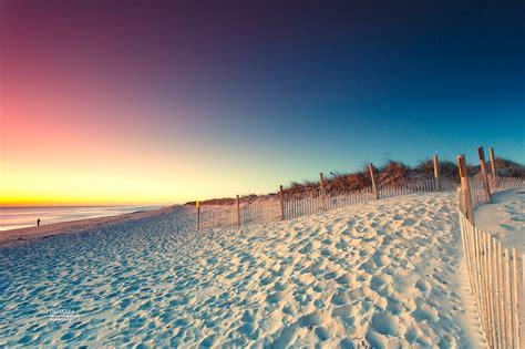Cape Cod Sunrises A Beautiful Sunrise At The Nauset Beach
