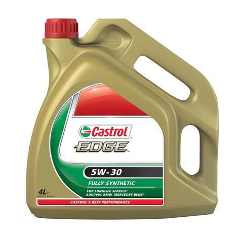 castrol edge motorenöl 5w 30 5l castrol edge 5w 30 automotive oils from fleet factors uk