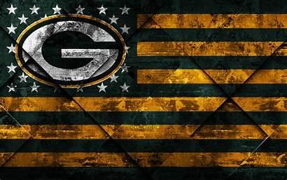 Packers Bay Football 4k American Grunge Club