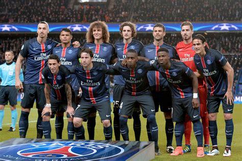 La France du football compte sur le Paris SG