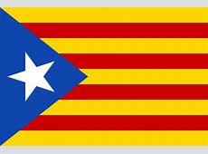 Estelada Catalan flag Catalan flag Estelada flag