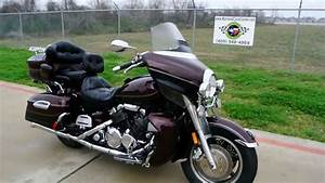 Yamaha Royal Star Venture Black Cherry