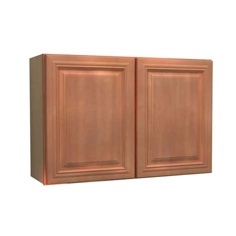 home depot kitchen wall cabinets home decorators collection dartmouth assembled 36x24x12 in 7135