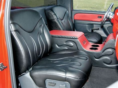 custom  gmc sierra feature truck sport truck magazine