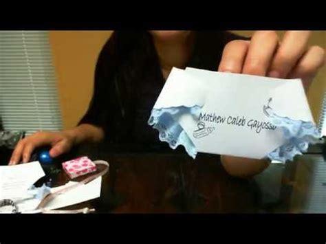 diy baby shower diaper invitations ebay template youtube