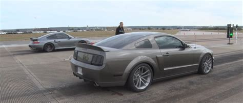 2006 Ford Mustang Horsepower by 2006 Mustang Gt Hits 191 With 1 507 Horsepower The