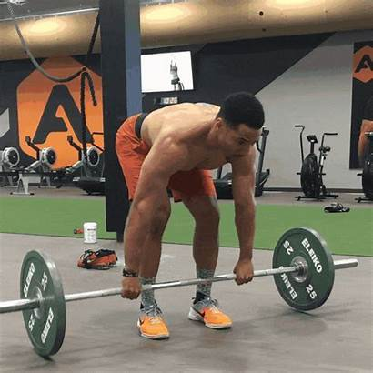 Barbell Exercises Row Traps Workout Bigger Workouts